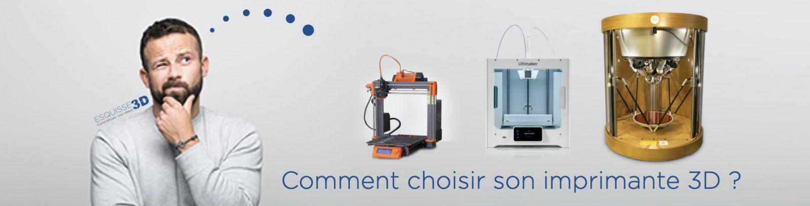 Hobbistes, TPE, Industriels, comment choisir son imprimante 3D ?